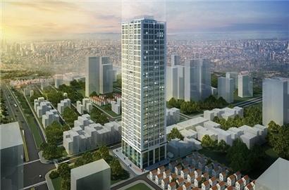 Cao ốc Tokyo Tower Hà Đông bị ngân hàng siết nợ