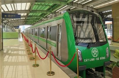 Dự án đường sắt Cát Linh - Hà Đông: Chậm do kẹt vốn từ Trung Quốc
