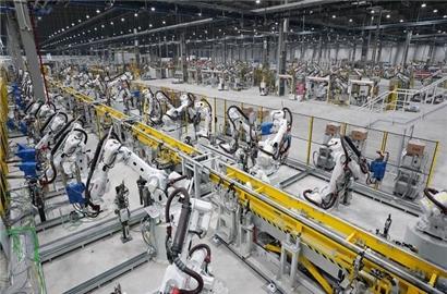 Nhà máy ô tô VinFast hoạt động sớm hơn 3 tháng so với kế hoạch