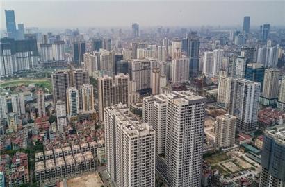 Các khu đô thị vệ tinh của Hà Nội đang 'chiếm sóng' đầu tư