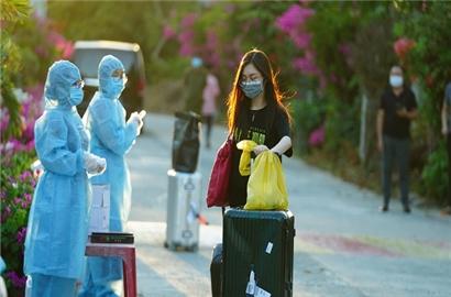 Hà Nội dùng 20 khách sạn để cách ly tập trung người đến bằng máy bay