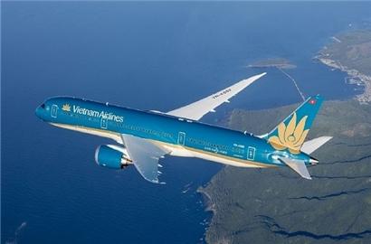 Vietnam Airlines nối lại đường bay quốc tế