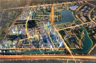 Vinhomes công bố mô hình đại đô thị VinCity tại Hà Nội và TP. HCM