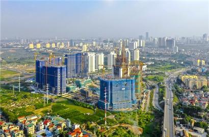 Giá căn hộ TP. HCM tăng vọt, Hà Nội đi ngang