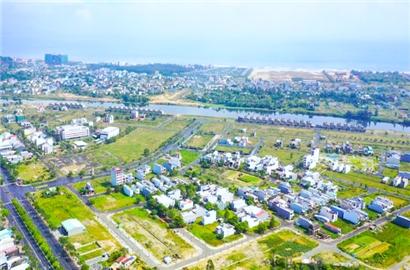 Giá đất nền Đà Nẵng lao đốc