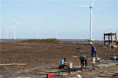 Bộ sưu tập dự án điện gió tỷ đô của ông Đỗ Lê Quân