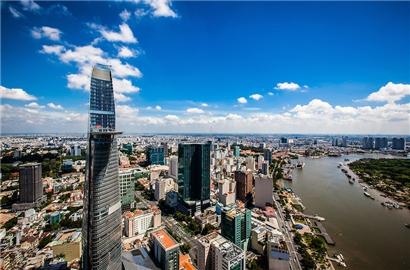 Việt Nam là thị trường có lợi suất văn phòng cao nhất thế giới