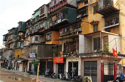 Cải tạo chung cư cũ: 'Vòng kim cô' thủ tục và bài toán lợi ích 3 bên