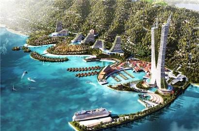 Quảng Ninh duyệt quy hoạch xây cao ốc 88 tầng tại Vân Đồn