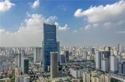 Lợi suất văn phòng cho thuê ở Hà Nội cao nhất thế giới