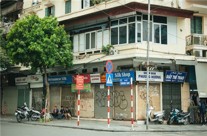 Nhà phố cho thuê chật vật vì Covid-19