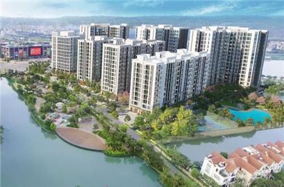 Giá chung cư Hà Nội tiếp tục tăng cao