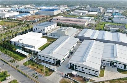 Nhu cầu bất động sản công nghiệp, hậu cần kho bãi tăng mạnh
