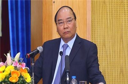 Thủ tướng Nguyễn Xuân Phúc: 'Bộ Công thương có vấp mà chưa ngã'