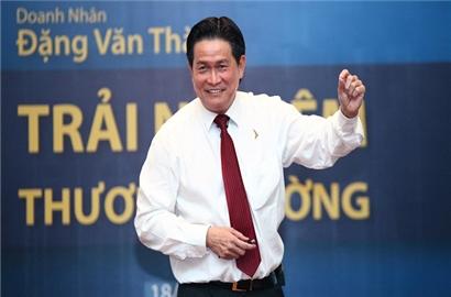 Ông Đặng Văn Thành: 'Say mê công việc nhưng đừng say mê quyền lực'