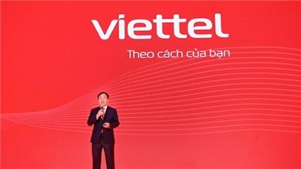 Viettel và cú 'quay xe' nhận diện thương hiệu