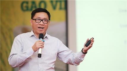 Kế hoạch 100 tỷ USD và bí mật bữa ăn hữu cơ cho người Việt của Chủ tịch Vinamit