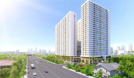 Xuất hiện dự án căn hộ đa tiện ích trung tâm thành phố Thuận An
