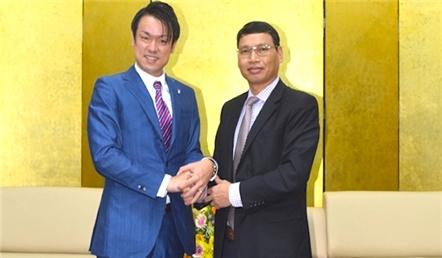 Tập đoàn Nhật muốn xây 'phố đêm Tokyo' ở Đà Nẵng
