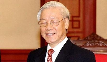 Tổng Bí thư Nguyễn Phú Trọng đắc cử Chủ tịch nước