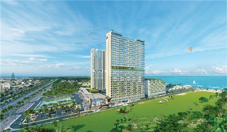 Aria Đà Nẵng Hotel & Resort sẽ mang lại trải nghiệm 'all in one'