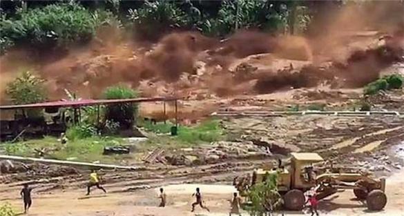 Vỡ đập thuỷ điện tại Lào không gây tác động đáng kể đến Việt Nam