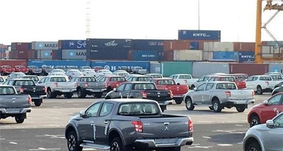 Ô tô Đức, Nhật Bản nhập khẩu về Việt Nam có xu hướng tăng