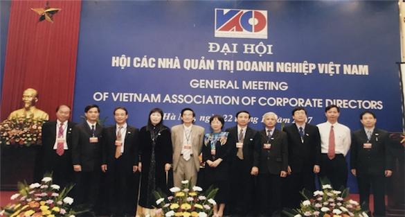 Hội VACD: Hành trình 12 năm vì một nền quản trị tốt hơn