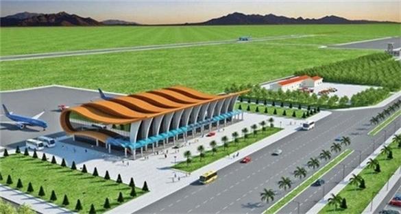 Bước tiến mới ở dự án sân bay Phan Thiết