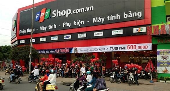 FPT Retail vượt mốc 500 cửa hàng bán lẻ sản phẩm công nghệ