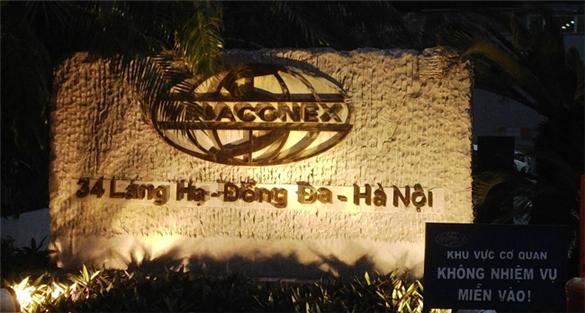 Vinaconex mua cổ phiếu quỹ sau khi tăng giá 80%
