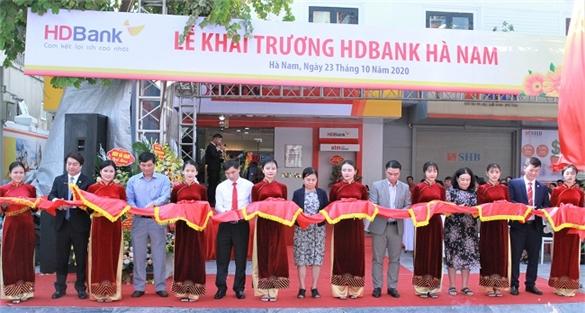 HDBank cung cấp các giải pháp tài chính toàn diện cho tỉnh Hà Nam