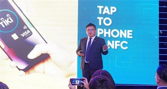 Ngân hàng Việt Nam đầu tiên triển khai công nghệ thanh toán không tiếp xúc