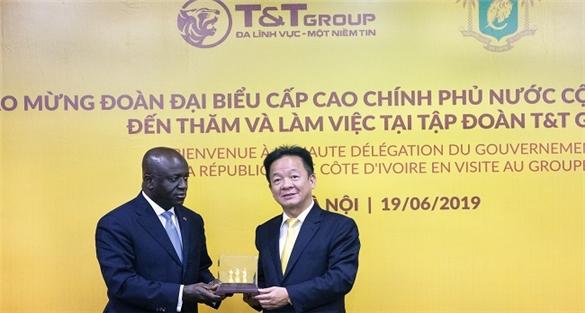 T&T Group tái lập kỷ lục thu mua điều lớn nhất thế giới