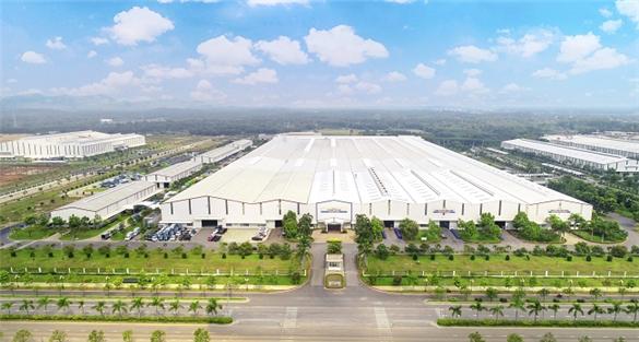 Tổ hợp cơ khí Thaco Chu Lai là trung tâm cơ khí đa dụng đầu tiên tại miền Trung