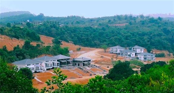 'Sân sau' của giới nhà giàu Hà Nội