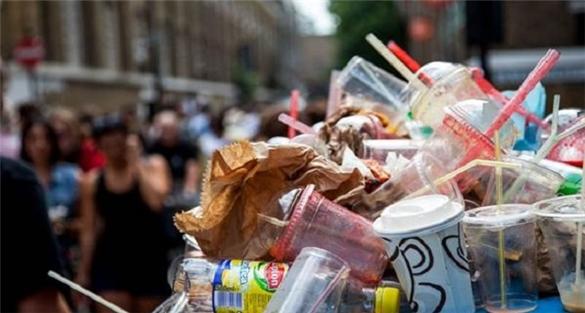 Ngành F&B và trách nhiệm với rác thải nhựa