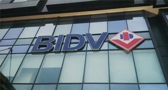 Cơn khát vốn có thể thu hẹp cửa tăng trưởng của BIDV