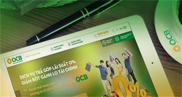 OCB rót tiền vào trái phiếu bất động sản