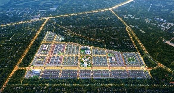 Đất Xanh dự kiến lỗ ròng 484 tỷ đồng vì dự án Gem Sky World