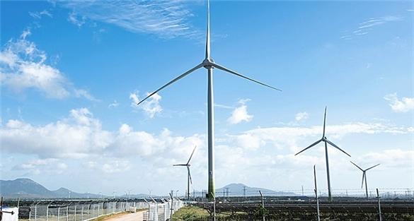 Trung Nam bán 35,1% cổ phần nhà máy điện gió cho đối tác Nhật