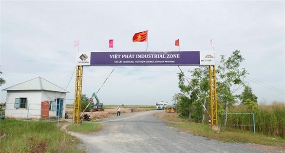 7.000 tỷ đồng đổ về dự án Khu công nghiệp và đô thị Việt Phát