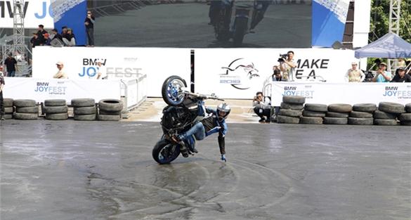 Những màn trình diễn ấn tượng tại BMW Joyfest và BMW Motorrad Day lần đầu tiên ở Việt Nam