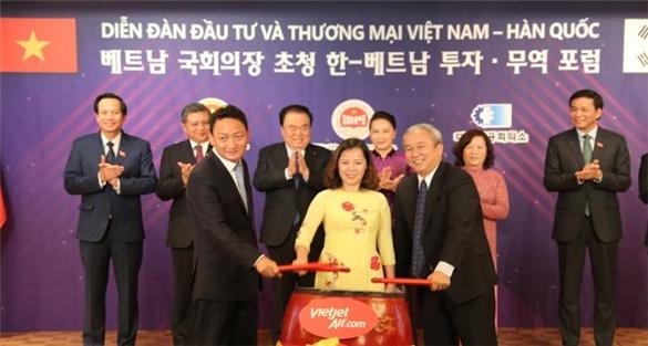 Vietjet mở đường bay giữa Phú Quốc và Seoul