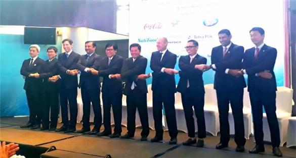 9 ông lớn ngành tiêu dùng bắt tay thành lập Liên minh tái chế bao bì Việt Nam