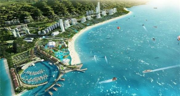 CEO Group cảnh báo về giao dịch tại dự án Sonasea Vân Đồn Harbor City