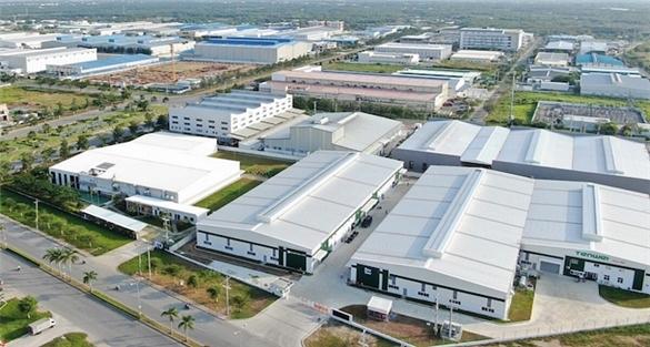 Xu hướng đầu tư mới trên thị trường bất động sản công nghiệp