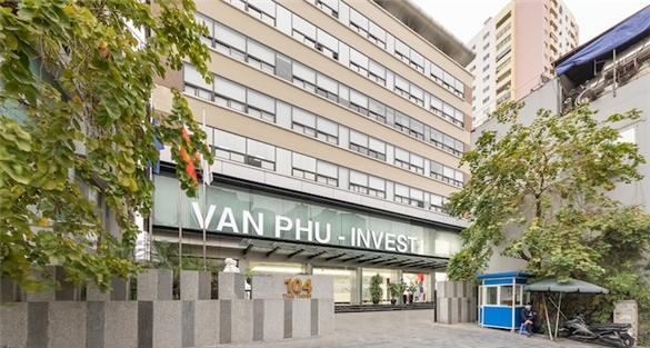 Văn Phú - Invest tăng tốc đi tỉnh