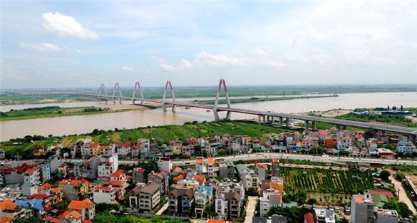 Quy hoạch thành phố ven sông Hồng: Dang dở giấc mơ 2 thập kỷ