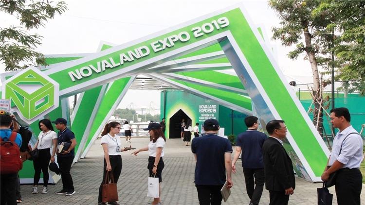 Điểm đặc biệt ở triển lãm bất động sản Novaland Expo 2019